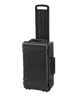 Plastica Panaro Max520Str Black+ Trolley