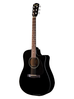 Fender CD60CE Black