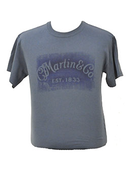 Martin Heartland Collection - Faded Logo Medium