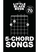 Volonte LITTLE BLACK BOOK of 5-CHORD SONGS