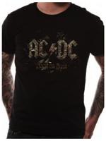 Cid AC/DC Rock or bust black tg S