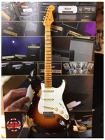 Fender Fender Custom Shop LTD 1956 REL STRAT MN WIDE FADE 2TSB