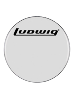 Ludwig LW4226 - Smooth White 26