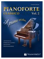 Volonte PIANOFORTE CLASSICO A PRIMA VISTA V.2