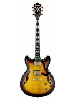 Ibanez AS153 Antique Yellow Sunburst