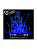 D'orazio Electric Pure Nickel Woud 11/49