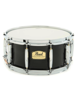 Pearl SSC1465S/C - Rullante Session Custom - Session Custom Snare Drum in Piano Black