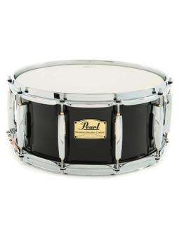 Pearl SSC1465S/C - Rullante Session Custom - Session Custom Snare Drum in Piano Black