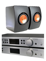 Kef + Creek Summer Bundle LS 50 + Evolution 50CD & 50A