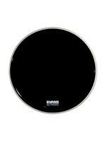 """Evans BD20RA - EQ1 Black Resonant 20"""" PRE-LEVEL360"""
