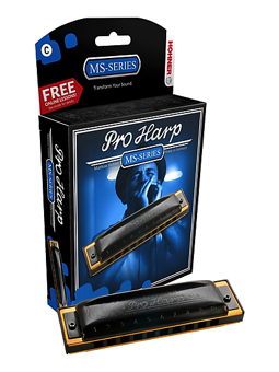 Hohner Pro Harp A