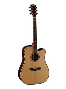 Cort AS-M5 Natural W/Case