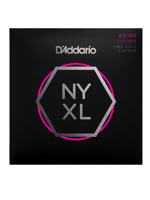 Daddario NYXL45130 45-130 Long 5 String