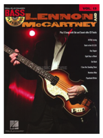 Volonte Bass Play- Along v.13 LENNON AND McCARTNEY