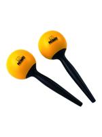 Nino NINO582Y - Plastic Maracas Yellow
