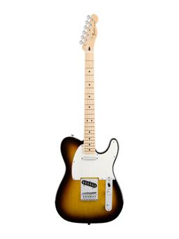 Fender Mex Standard Telecaster  Brown Sunburst Mn