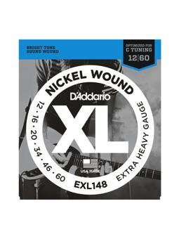 Daddario EXL148 Extra Heavy