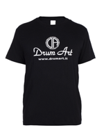 drum art DA-TS-M - T-Shirt Drum Art Logo