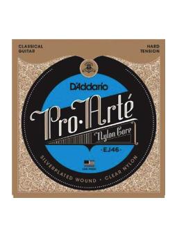 Daddario Ej46 Pro-Arte Hard Tension
