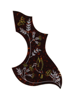 Allparts PG-9810-043 Pickguard for Hummingbird Acoustic