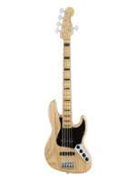 Fender American Elite Jazz Bass V Mn Natural