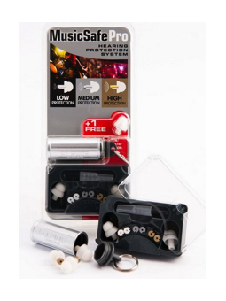 Alpine MusicSafe Pro Silver Silver Edition
