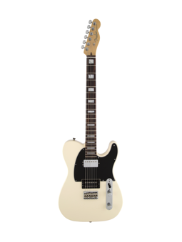 Fender Limited Edition American Standard Telecaster HH Olympic White
