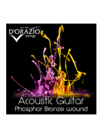 D'orazio Acoustic Phosphor Bronze 10/47