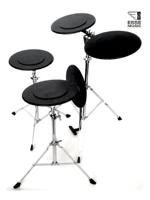 Feeldrum PRDPS - Batteria Muta - Practice Drum Pad Set