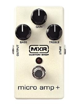 Mxr M 233 Micro Amp Plus