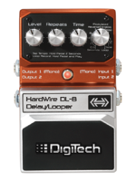 Hardwire Dl8 Delay Looper