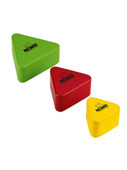 Nino WOOD SHAKERS Triangular