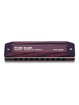 M.suzuki MR-550 Pure Harp D