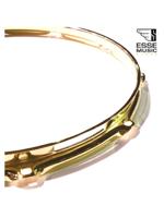 Feeldrum FDSH1410BRSS - Cerchio per Rullante - Gold Tone Snare Hoop